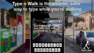 [iOS] Type'n'Walk 0,89€