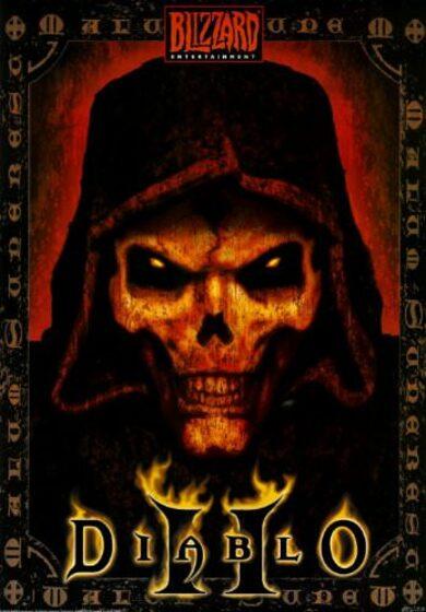 Diablo 2 (Battle.net-Key, multilingual, Metacritic 88)