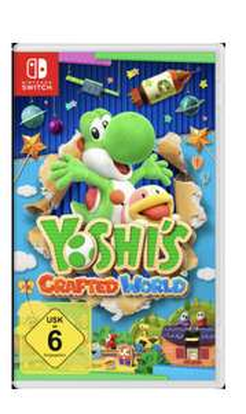 Yoshi's Crafted World Nintendo Switch inkl. Versand [expert]