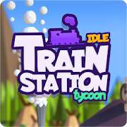 Idle Train Station Tycoon : Money Clicker Inc. [Google Play]