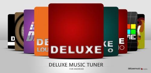[Android] [iOS] Deluxe Music Tuner alle Kanäle kostenlos