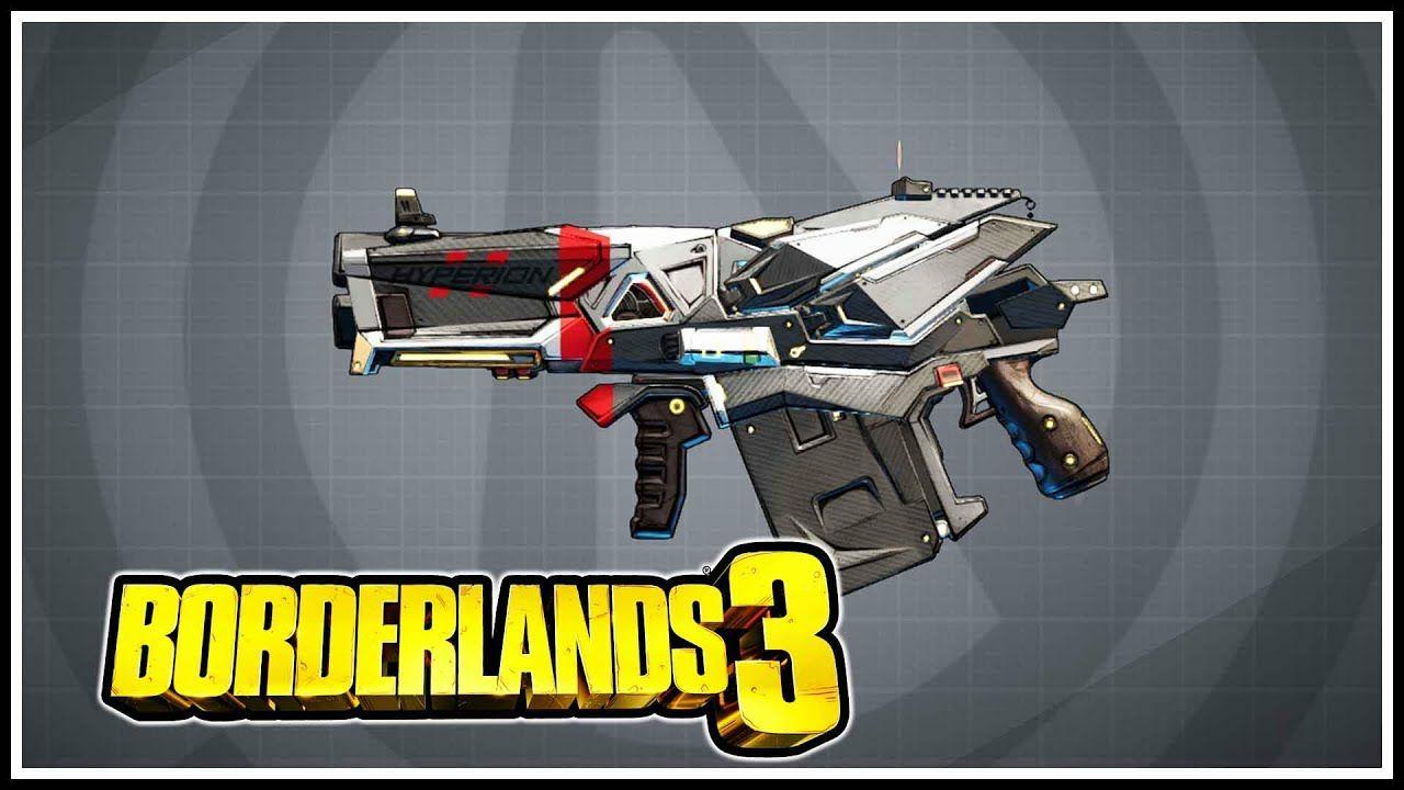 Borderlands 3: Conference Call Shotgun - Kostenlos für alle Plattformen (bis 31. Mai)