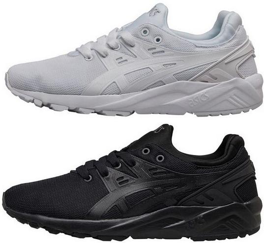 """Asics Tiger Sneakers """"Junior GEL-Kayano Evo GS"""" (Größe 36 - 40, In weiß und schwarz verfügbar) [MandM Direct]"""