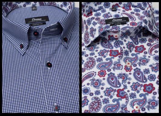Je 2 Aktions-Hemden für zusammen 89,95€ (Auswahl aus 120 Hemden) [ETERNA]