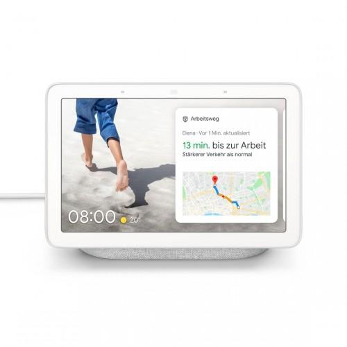 Google Nest Hub - 1,99 Euro bei 36 Monate Mietdauer - Smart Display mit Sprachsteuerung