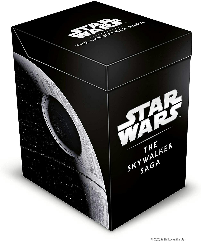 Star Wars - The Skywalker Saga Blu-ray