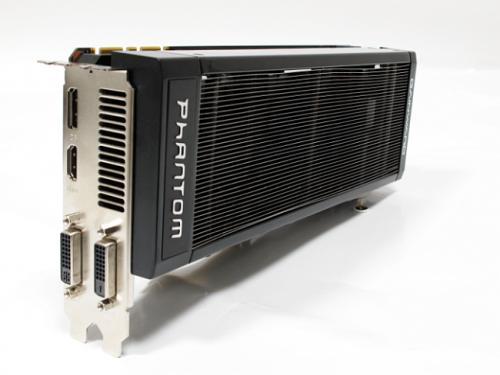 Gainward GTX 680 Phantom 2GB