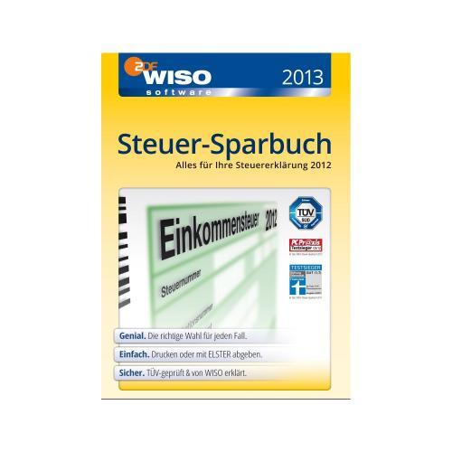 WISO Steuer-Sparbuch 2013 (für Steuerjahr 2012)
