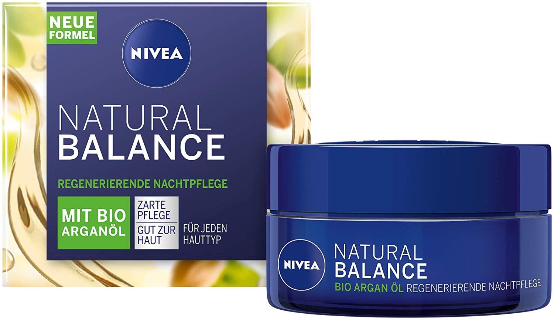 NIVEA Natural Balance regenerierende Nachtpflege (50 ml) 5,20 eurp