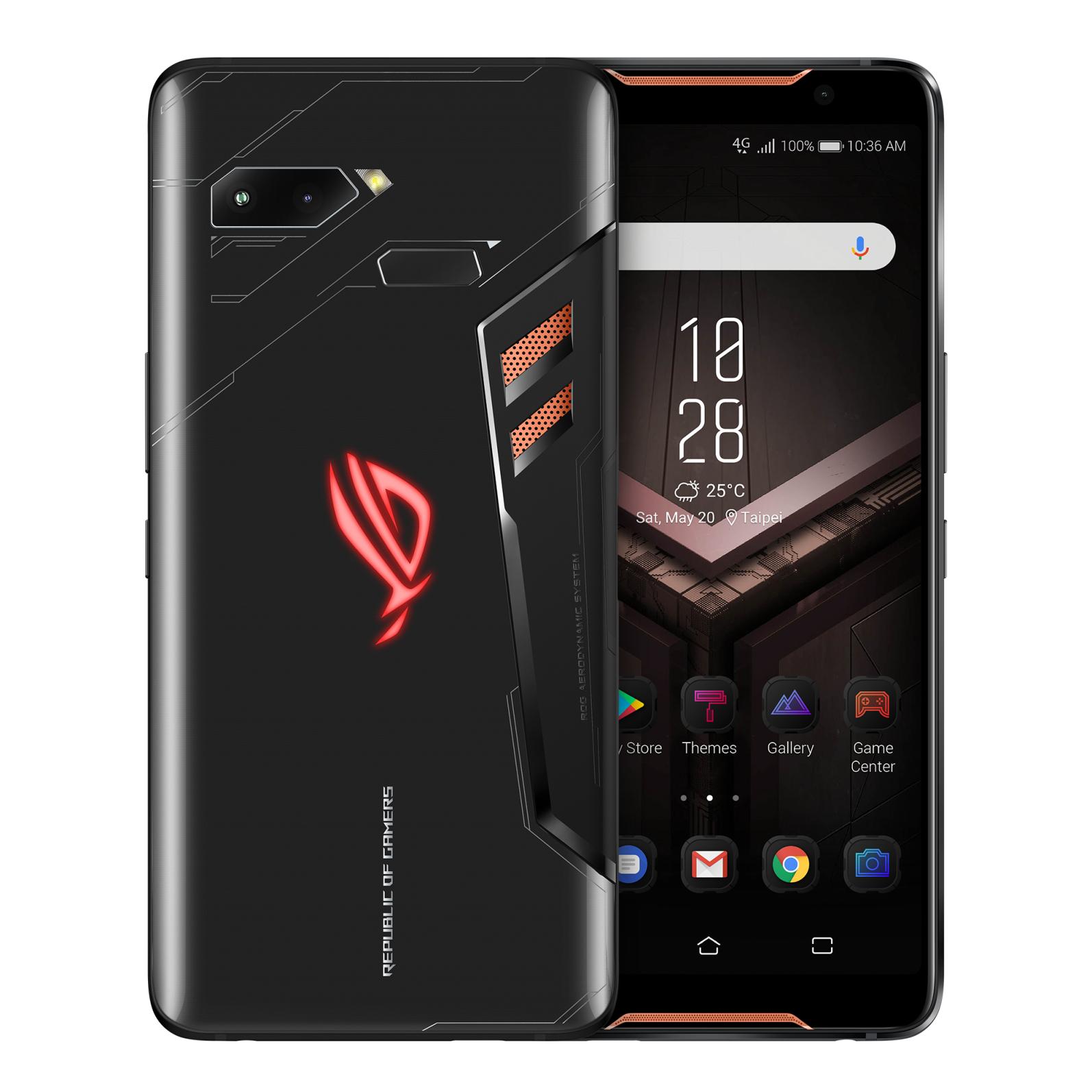 ASUS ROG Phone Bundle mit Twin View Dock und Case zum TOP-Preis