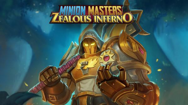Minion Masters Zealous Inferno DLC Pack (Steam) kostenlos (Alienarena)