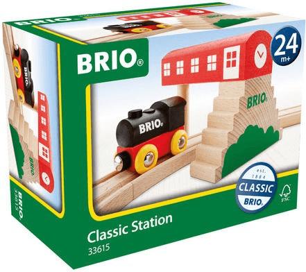 Brio Classic Bahnhof (33615) für 12,99€ versandkostenfrei (Saturn & Media Markt)