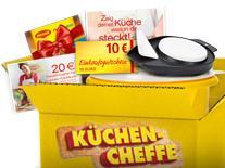 Maggi Besser Kochen Wochen - EAN Codes sammeln und Prämien sichern.