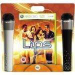 Xbox 360 - Lips inkl. 2 Mikrofone (NEU & OVP) Konsolenkost für