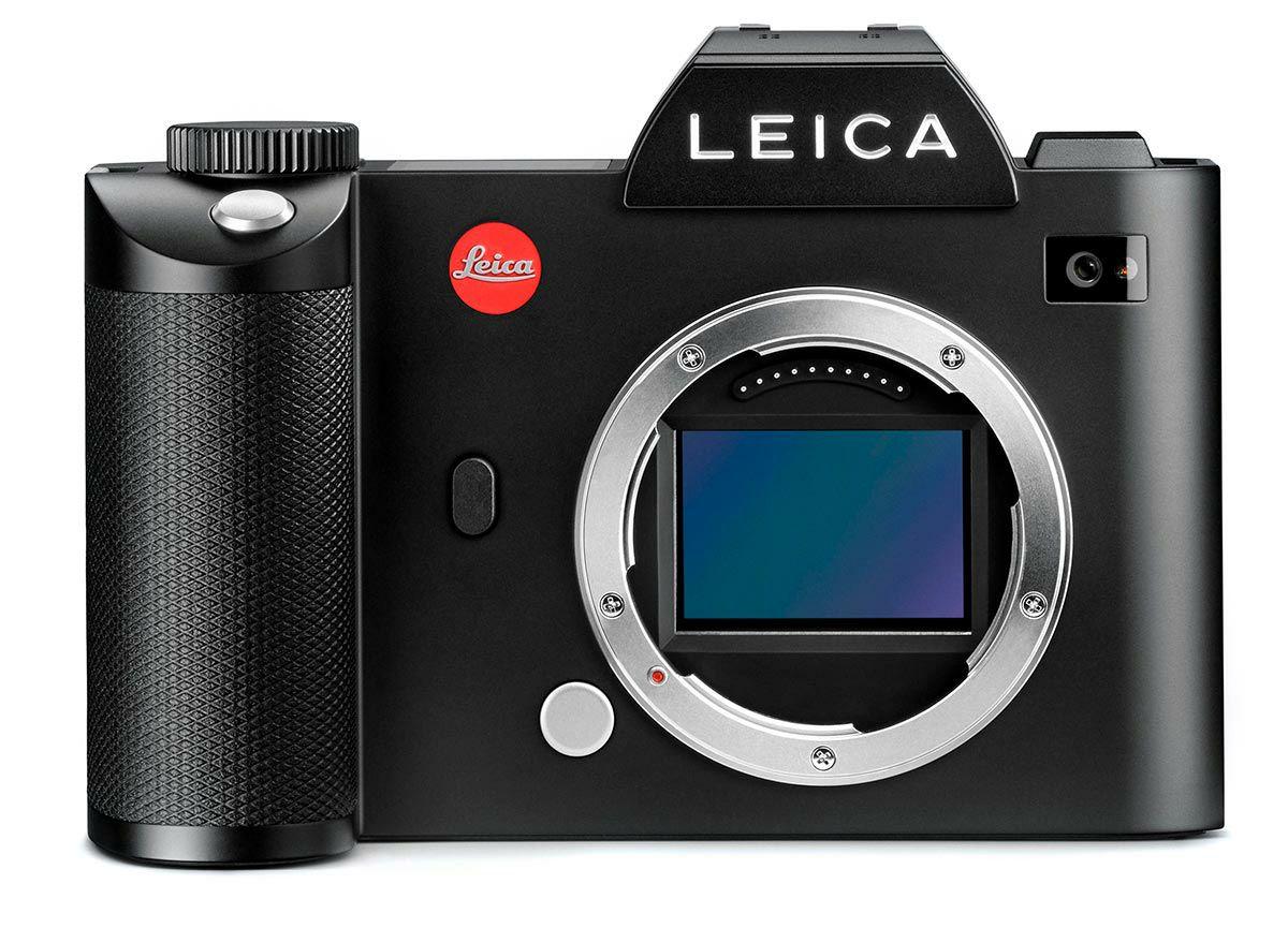 Leica SL (Typ 601): Spiegellose Systemkamera, Gehäuse