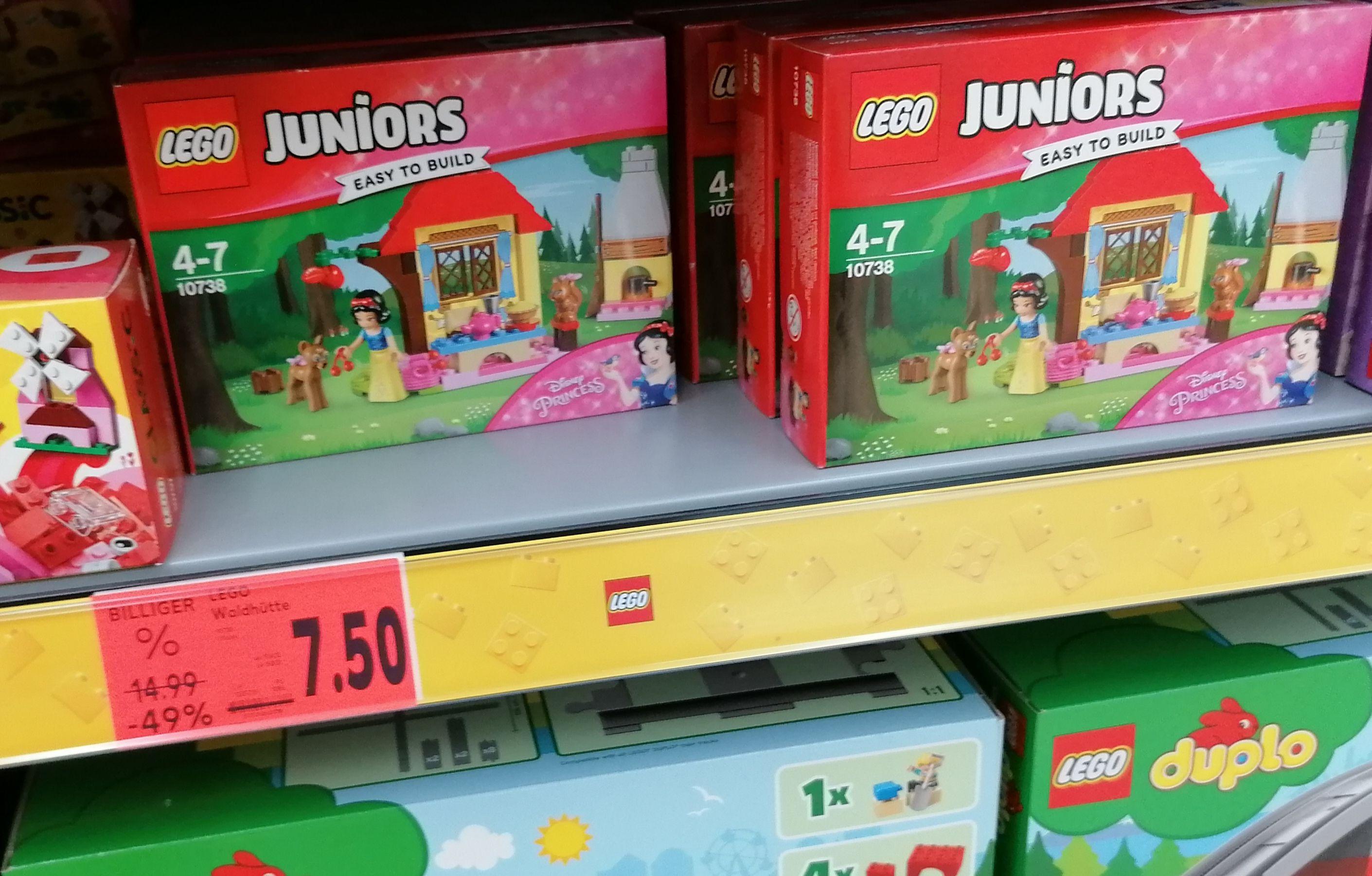 (Lokal) Lego Juniors Schneewittchen im Kaufland Neckarsulm