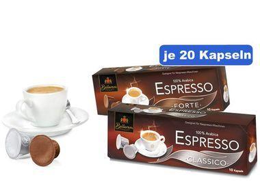 [Lidl online] Nespresso-Kopie: Bellarom Esrepssokapseln