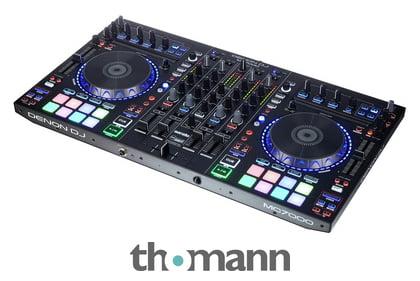 Denon MC7000: DJ Controller für Serato DJ