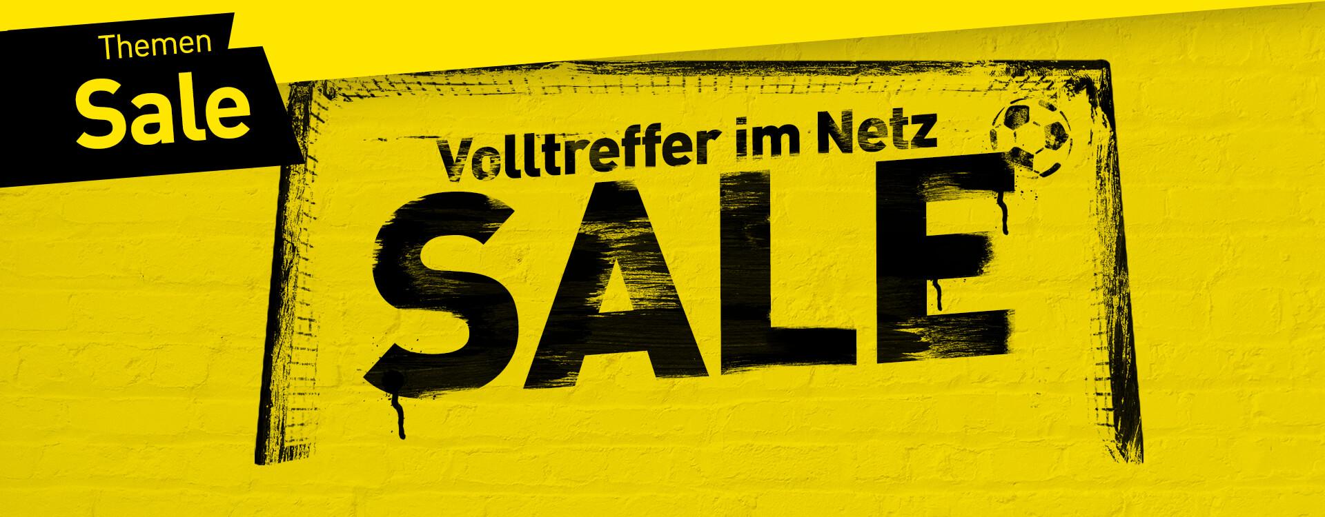 BVB Sale im FanShop für Damen/Herren/Kinder, zB. Puma Hoodie für Damen für 24,99€, Herren Stadionshirt für 14,99€, plus 5€ Versand unter 50€