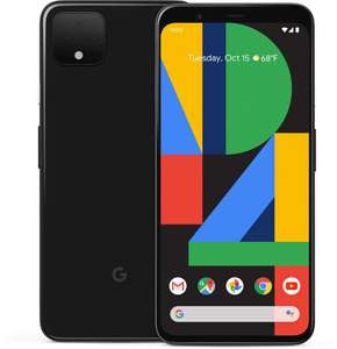 Google Pixel 4 schwarz und Panzerglasreiniger im Telekom Congstar (8GB LTE 25Mbit, Allnet/SMS) mtl. 20€ einm. 103,99€