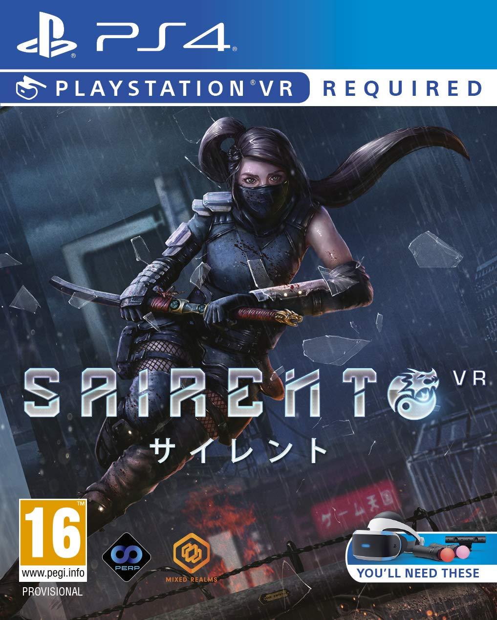 Sairento VR (PS4) für 14,66€ (Base.com)