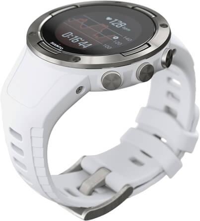 [Hervis] Suunto 5 White Multisport-Uhr mit GPS für 165,-€ (- 10€ Newslettergutschein)