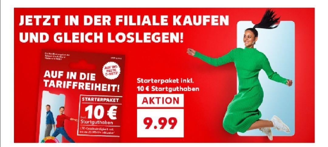 [Prepaid] 3GB (Original) Deutsche Telekom LTE Allnet Flat für dauerhaft 7,79€ (50€ Bonus für Rufnummern-Mitnahme! => 6 Monate kostenlos! )