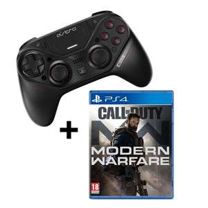 Astro - C40 TR Gaming Controller + Call of Duty: Modern Warfare (PS4) für 210€ (Coolshop)