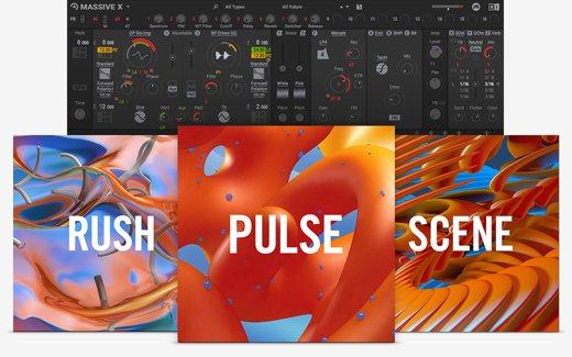 Native Instruments Massive X Rabatt + 3 neue Expansions kostenlos dazu [Musik Apps]