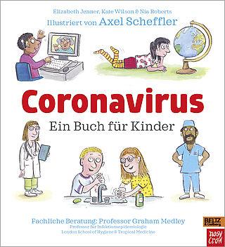 Coronavirus - Kinderbücher für Kinder als gratis Download