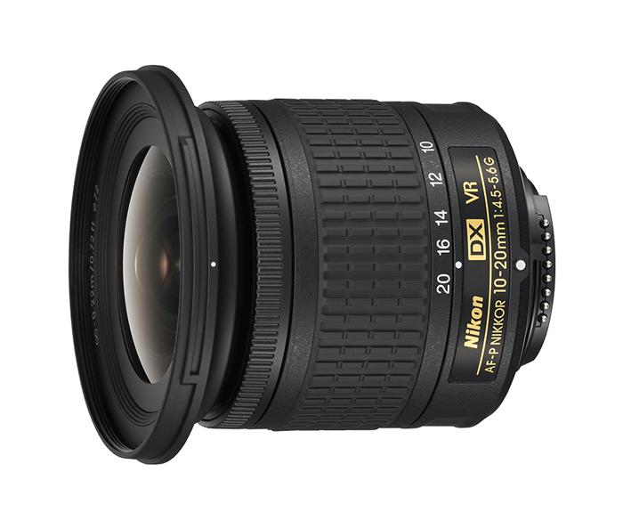 Nikon Objektiv AF-P DX NIKKOR 10-20mm f/4.5-5.6G VR Refurbished