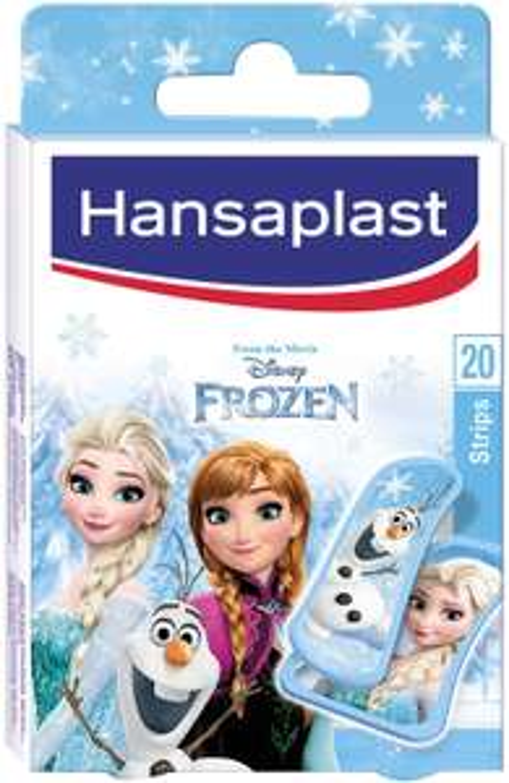 Hansaplast Frozen Pflaster oder Star Wars Pflaster (2x 20 Stück) [Amazon Prime]