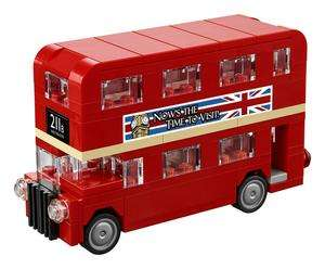 Lego London Bus 40220 für 9,99 €
