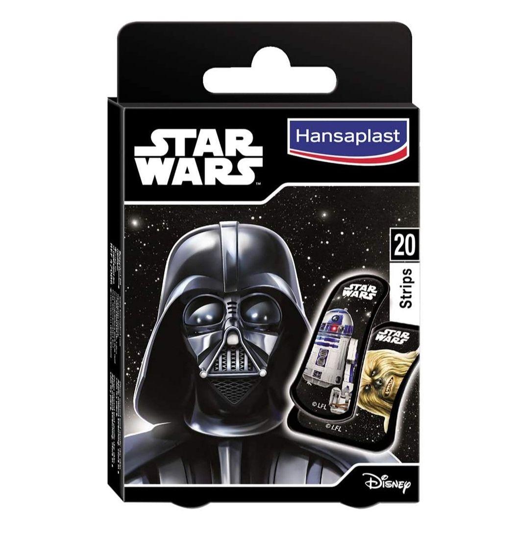 Hansaplast Star Wars Pflaster (2 x 20 Stück) Prime... als Sparabo günstiger