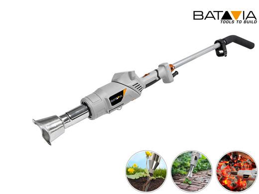 Batavia Maxxheat 4-in-1 Unkrautentferner | 2.000 Watt | Heißluft