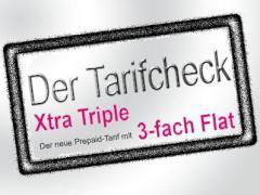 *Update* Rechnerisch Xtra Card SMS, Telefonie und Internetflat kostenlos (1 EUR Gewinn) + 5,05 € Guthaben ODER 6,05 € Gewinn !