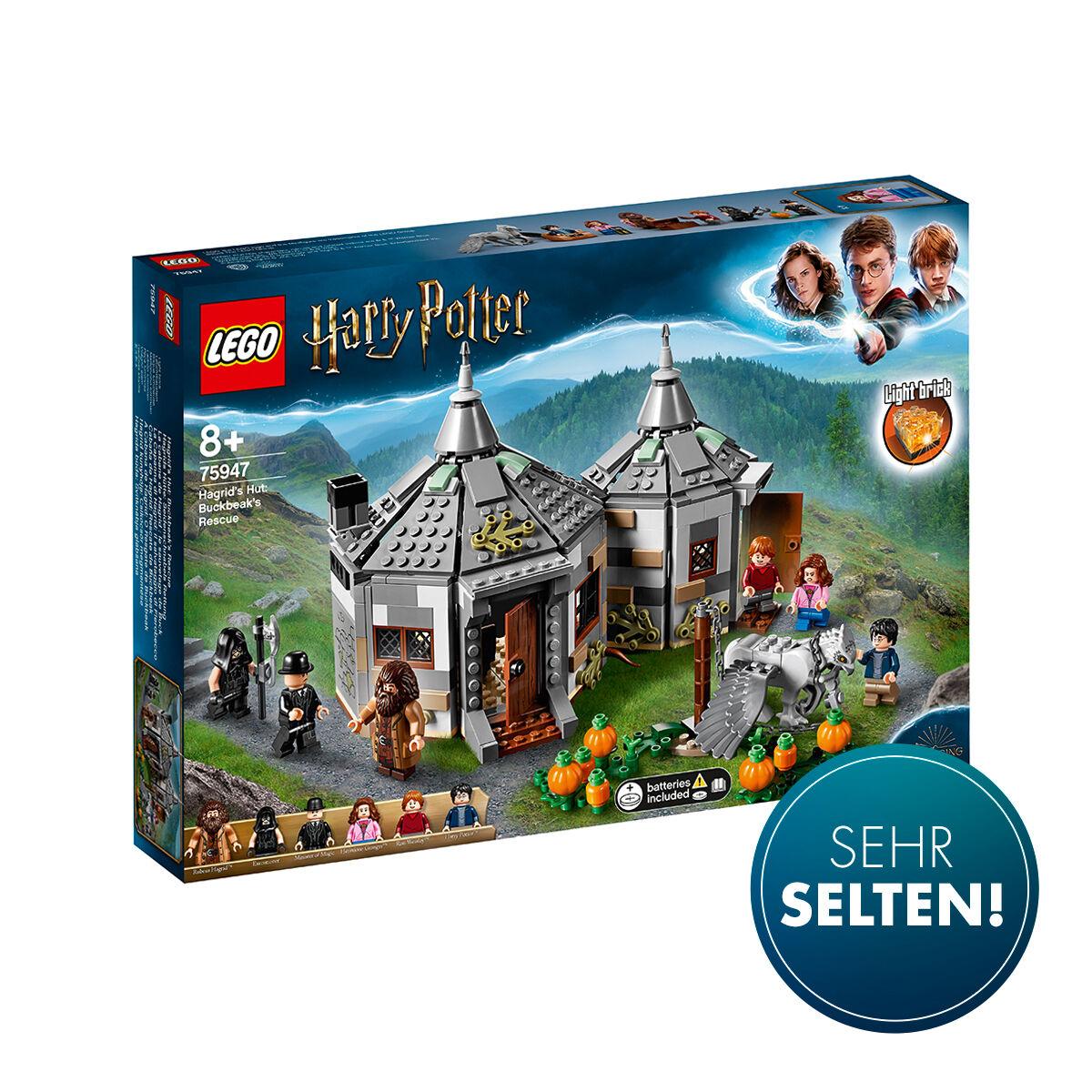 [Galeria] LEGO Ideas 21319 - FRIENDS Central Perk und Harry Potter - 75947