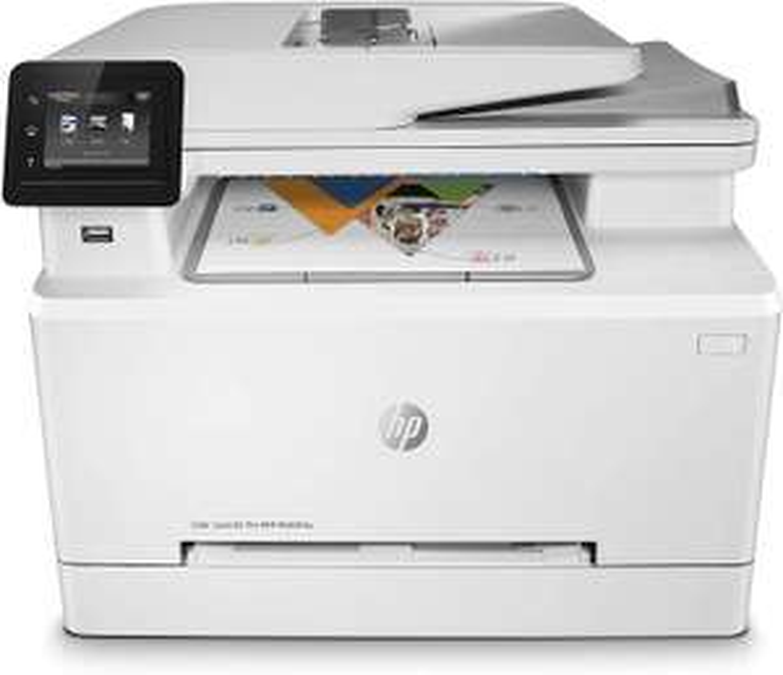 Amazon: Bestpreis HP Color LaserJet Pro M283fdw Multifunktions-Farblaserdrucker, Scanner, Kopierer, Fax, WLAN, LAN, Duplex, Airprint