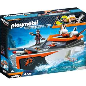 Playmobil Top Agents - Spy Team Turboship
