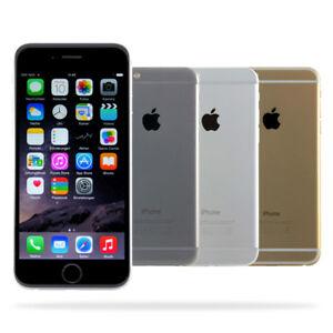 Apple iPhone 6 64GB / Space Grau - Silber - Gold / eBay Garantie / Gebraucht