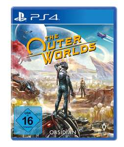 The Outer Worlds (PS4) für 22,49€ (Amazon Prime & Müller Abholung)
