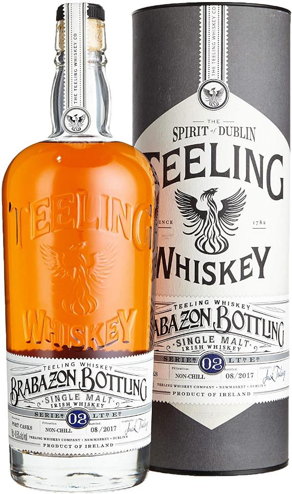 Whisky Deals #25: Teeling Whiskey Brabazon Bottling Series No. 2 49,5% vol. (0.7 Liter) für 48,98€ inkl. Versand [Berlin Bottle]
