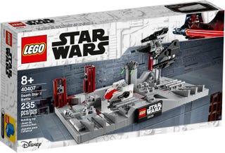 Ab 01. bis 04.Mai im Lego Onlineshop: ab 75€ MBW, exklusives STAR WARS Set 40407 gratis dazu