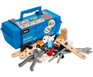 Brio Builder Box 48teilig Spielset , Mehrfarbig [Saturn]
