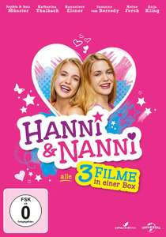 Hanni & Nanni 1 - 3 / Stream