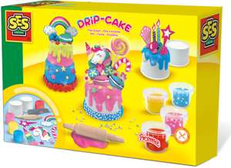 SES Tropfkuchen (aus Knete) für die Konditoren von Morgen