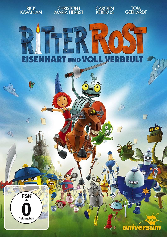 Ritter Rost - Eisenhart und voll verbeult | Ritter Rost 2 - Das Schrottkomplott | kostenlos im Stream