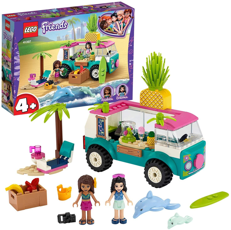 LEGO Friends - Mobile Strandbar (41397) für 12,99€ (Amazon Prime & Saturn & Media Markt Abholung)