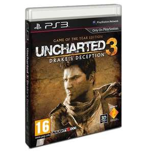 Uncharted 3 @eBay GOTY-Edition