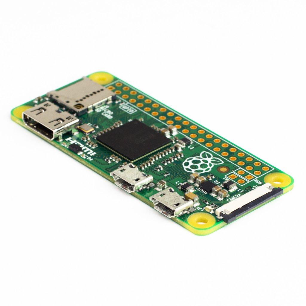 Raspberry Pi Zero V1.3 (ohne W und B) für umgerechnet ca. 11,20€ @ pimoroni.com